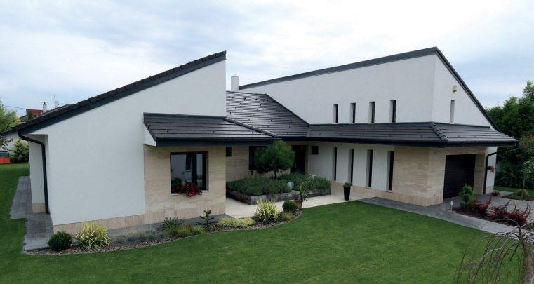 Prémium kategóriás beton tetőcserepek